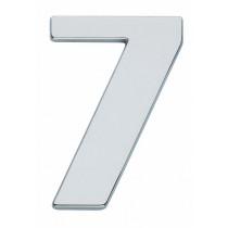 Intersteel Huisnummer 7 chroom