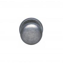 Intersteel Voordeurknop zwaar oud grijs