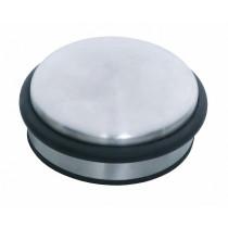 Intersteel Deurstop Puck 90x43 rvs geborsteld