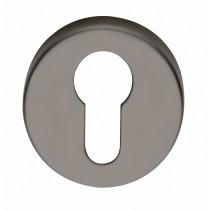 Intersteel Rozet profielcilindergat antraciet titaan PVD