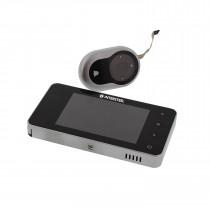Intersteel Digitale deurcamera 2.2 met foto- en filmfunctie, trildetectie en belfunctie