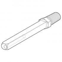 Wisselstift M12 9x120mm exc. DIN 18273