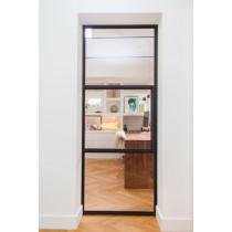 Vera Porta Stalen enkele taatsdeur - 922 x 2273mm
