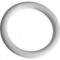 Rubberring voor WC-trekker wit