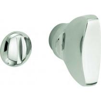 WC stift 5-8 mm Elegant glans nikkel