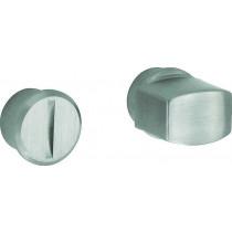 WC stift 5-8 mm Dual mat nikkel ongelakt