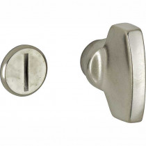 WC stift 5-8 mm Piatto antiek nikkel