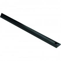 Krukespagnoletstang 6x16x140mm mat zwart