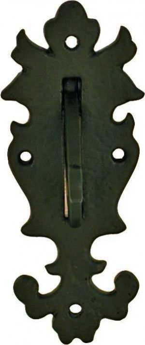 Beltuimelaar Oxford ijzer zwart